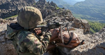 PKK'ya Kuzey Irak'ta darbe!