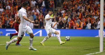 PSG formasıyla ilk golünü Galatasaray'a attı