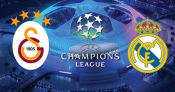 Real Madrid'de Modric ve Bale, Galatasaray'a karşı yok