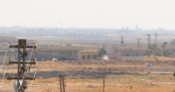 Resülayn'da imha edilen terör mevzileri görüntülendi