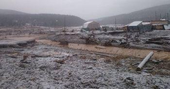 Rusya'da baraj çöktü: Ölü ve yaralılar var