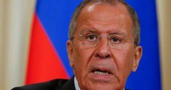 Rusya Dışişleri Bakanı Lavrov Erbil'de