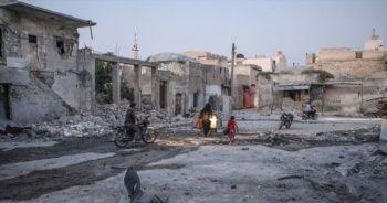 Rusya İdlib'e 24 gün sonra yeniden saldırdı