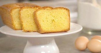 Sade kek tarifi ve Sade kek nasıl yapılır, Kolay sade kek yapımı