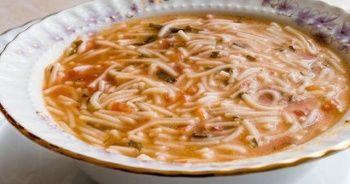 Şehriye çorbası tarifi, Şehriye çorbası nasıl yapılır