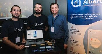 Sesli mobil sağlık asistanı Albert Health, Next47'den yatırım aldı