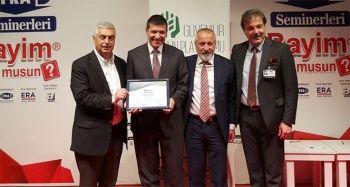 Seyidoğlu Gıda'ya 'Güvenilir Gıda' ödülü