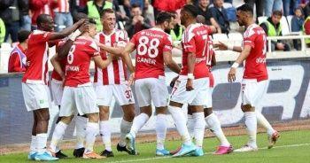 Sivasspor'dan 5 sezonun en iyi performansı