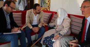 Sokağa atılan yaşlı kadın huzurevine misafir olacak