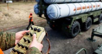 Suriye'de S-500 test edildi