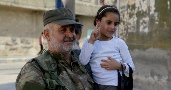 Suriye Milli Ordusu askerinin memlekete dönüş sevinci