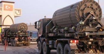 Tanklar Fırat'ı yapay köprü ile geçecek