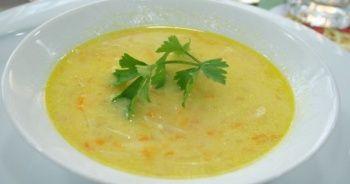 Tavuk suyu çorbası yapımı ve nasıl yapılır, Sebzeli tavuk suyu çorba tarifi, Terbiyeli tavuk suyu çorba kalori