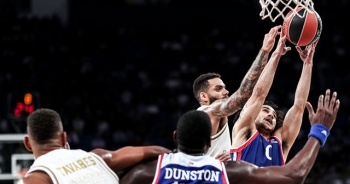 THY Euroleague: Anadolu Efes: 76 - Real Madrid: 60