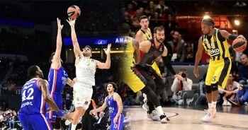 THY Euroleague'de Türk takımları 2'de 1 yaptı