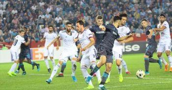 Trabzonspor Basel ile 2-2 berabere kaldı
