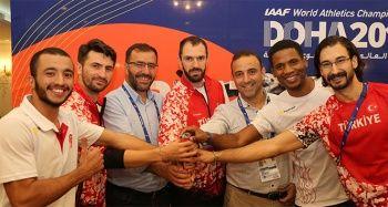 Turkcell, Katar'da millilere destek ziyareti gerçekleştirdi