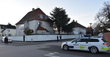 Türkiye'nin Kopenhag Büyükelçiliğine saldıranların cezası onandı