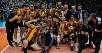 Voleybol Şampiyonlar Kupası Galatasaray'ın