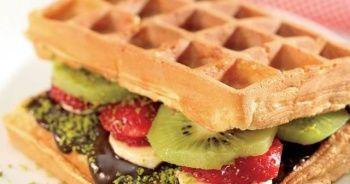 Waffle tarifi nasıl yapılır, Tavada Waffle tarifi ve hazırlanışı