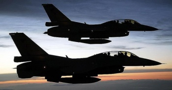 Yunan savaş uçakları, KKTC hava sahasını ihlal etti