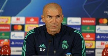 Zidane: Kazanmak için elimizden geleni yapacağız