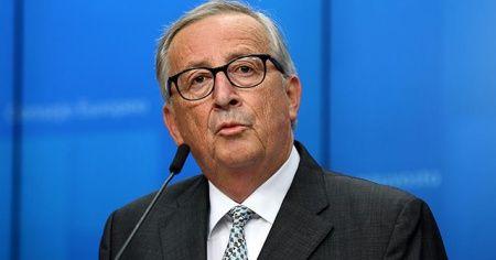 AB Komisyonu Başkanı Juncker'den Kıbrıs açıklaması