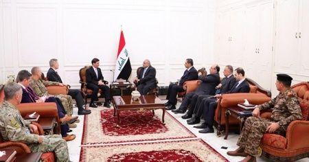 ABD ile Irak arasında 'ABD Kuvvetleri' pazarlığı