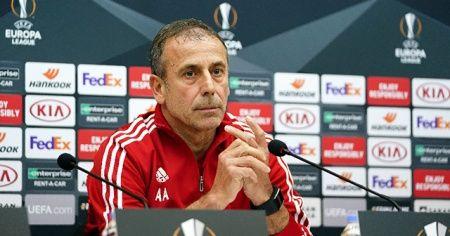 """Abdullah Avcı: """"Hem Avrupa Ligi hem ligde ivme kazanmak istiyoruz"""""""