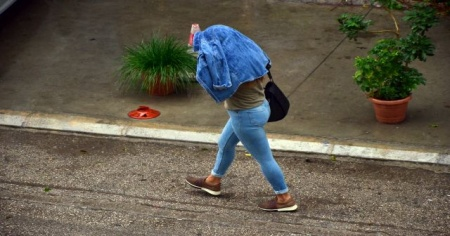 Adana'da yağmur sevinci