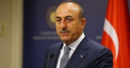 Bakan Çavuşoğlu: 'Burada sadece terör örgütü hedef alınıyor'