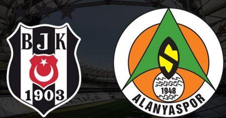 Beşiktaş - Alanyaspor maçı canlı izle| Beşiktaş - Aytemiz Alanyaspor canlı linkleri | Beşiktaş - Aytemiz Alanyaspor şifresiz izle!