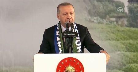 Erdoğan: Barış Pınarı Harekatı ile ülkemizin tavizsiz duruşunu bir kez daha ortaya koyduk