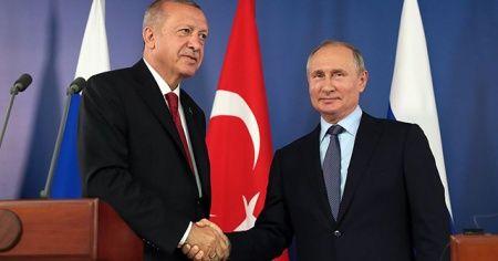 Cumhurbaşkanı Erdoğan'ın Rusya ziyaretinin tarihi belli oldu