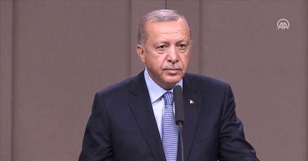Cumhurbaşkanı Erdoğan: Teröristler çıkmazsa harekatımızı devam ettireceğiz