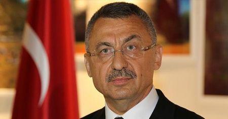 """Cumhurbaşkanı Yardımcısı Oktay, """"Türkiye kararlılığını dünyaya göstermiştir"""""""