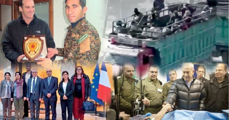 DEAŞ da sizin YPG de