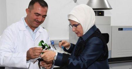 Emine Erdoğan: Poşet tüketimi yüzde 78 azaldı