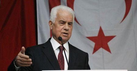 Eski KKTC Cumhurbaşkanı Eroğlu: Kıbrıs Türklerinin en büyük şansı Türkiyeli Türklerdir