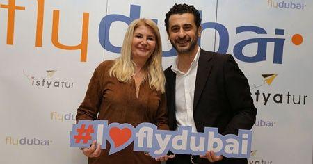 flydubai 10'uncu yılını kutluyor