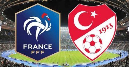 Fransa - Türkiye maçı canlı izle| Fransa - Türkiye canlı linkleri | Fransa - Türkiye şifresiz izle!