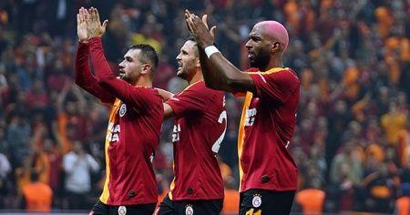 Galatasaray 5 maç sonra galip