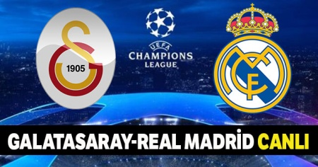 Galatasaray Real Madrid maçı canlı izle! GS Real maçını şifresiz veren kanallar hangileri? | Beinsports CBC Sport şifresiz canlı izle