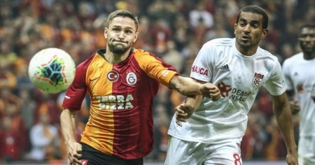 Galatasaray Sivasspor maç özeti!  GS Sivas maçı kaç kaç bitti?