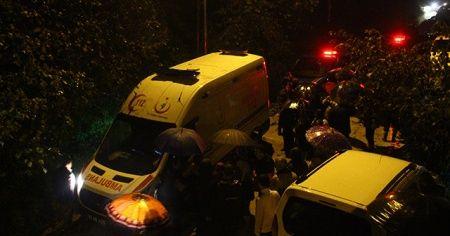 Giresun'da 1 kişi sele kapılarak öldü