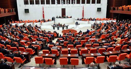 Gümrük Kanunu'nda değişiklik teklifi Genel Kurulda