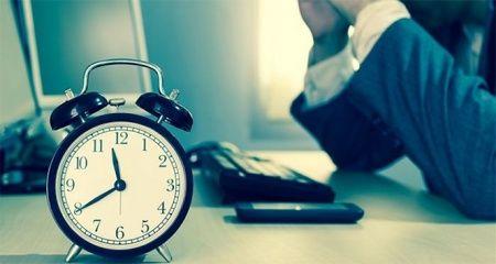 Haftalık ortalama 47,9 saat çalışıyoruz