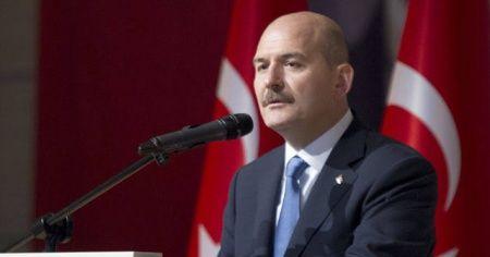 İçişleri Bakanı Soylu: Hepsini bir kalemde süpürürüz