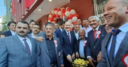 İçişleri Bakanı Süleyman Soylu'dan muhtarlara müjde