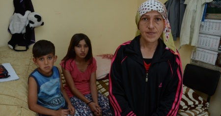 İki çocuk annesi kadının feryadı yürekleri dağladı